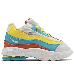Nike Air Max 95 Toddler Ck0058-400 Multiple Sizes NIB