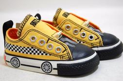 Converse All Star Chuck OX 728065F Runner Yellow Baby Toddle