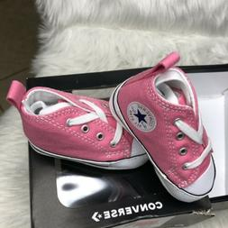 Converse All Star Chuck Soft Bottom 88871 Pink New Born Baby
