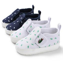 Newborn Baby Boy Girl Crib Shoes Infant Casual Shoes Toddler
