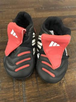 ADIDAS BABY BOYS SHOES SIZE UK3 13 CM APPROX 9-12 MONTHS  NE