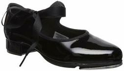 Bloch Baby Girl Annie Tyette Lace Up Dance Shoes, Patent,