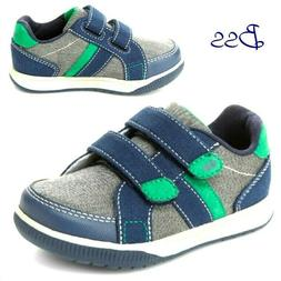Baby Infant Toddler Boys Tennis Shoes Size 4 New