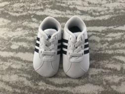 Adidas Baby/Infant White Shoes Size US 1K Brand New
