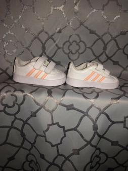 Adidas Baby Sneakers Size 4