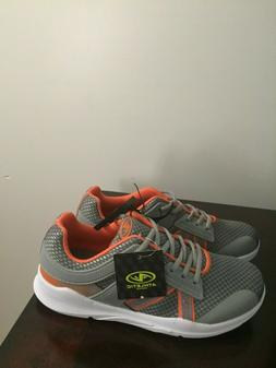 BRAND NEW BOYS SIZE 2 ATHLETIC WORKS LIGHTWEIGHT RUNNING SHO