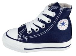 Converse Chuck Taylor All Star Hi Navy White Infant Toddler