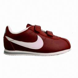 Nike Classic Cortez Leather Shoes Toddler Child 488333-600 T