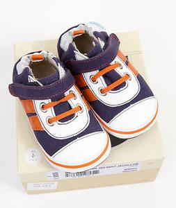 Robeez First Shoes for Baby Boy Size 4  NIB