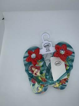 disney Flip Flop Slippers For Baby Girls With Straps 3 Color