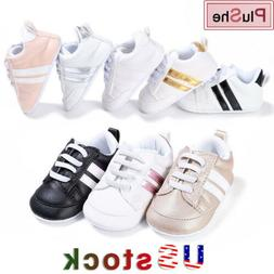 Girl's Boy's Baby Walking Trainers Toddler Casual Sports Kid