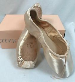 Bloch Hannah S0109L Pointe Shoes, Pink, Size 3X, 5.5