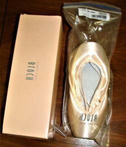 BLOCH HERITAGE S0180L 3.5 4X PINK BALLET POINT SHOES NEW