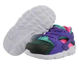Nike Huarache Run Now Baby Girls Shoes Size 6, Color: Outdoo