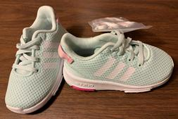 Adidas Ice Mint Green Sneakers Athletic Shoes F36452 Infant