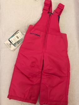 infant insulated snow bib overalls
