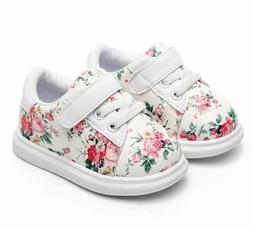 Kids Shoes For Girls Children Casual Floral Cute Toddler Kid
