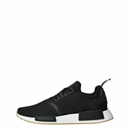 b42200 mens originals nmd r1 black gum