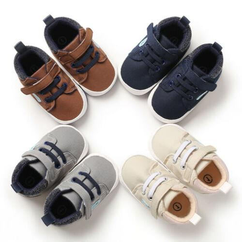 0-18M Baby Girl Leather Shoe Sneaker