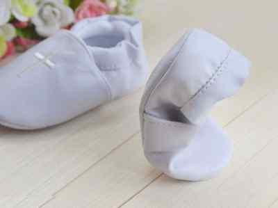 Baby Girl Christening Formal Wedding Shoes 0-12m Size