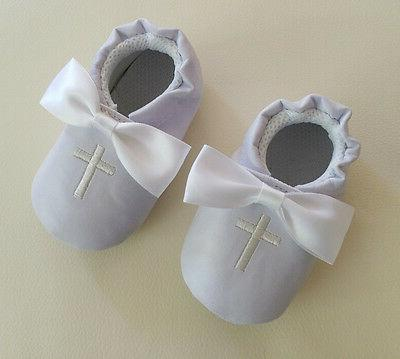Baby Boy Christening Shoes 0-12m Size 2/3/4