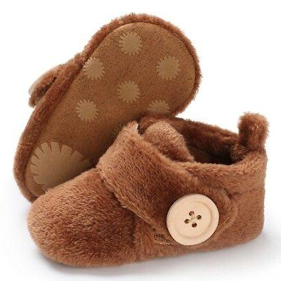 Baby Soft Sole Boots Infant Shoes
