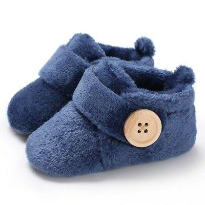 Baby Girl Sole Infant Toddler Shoes US