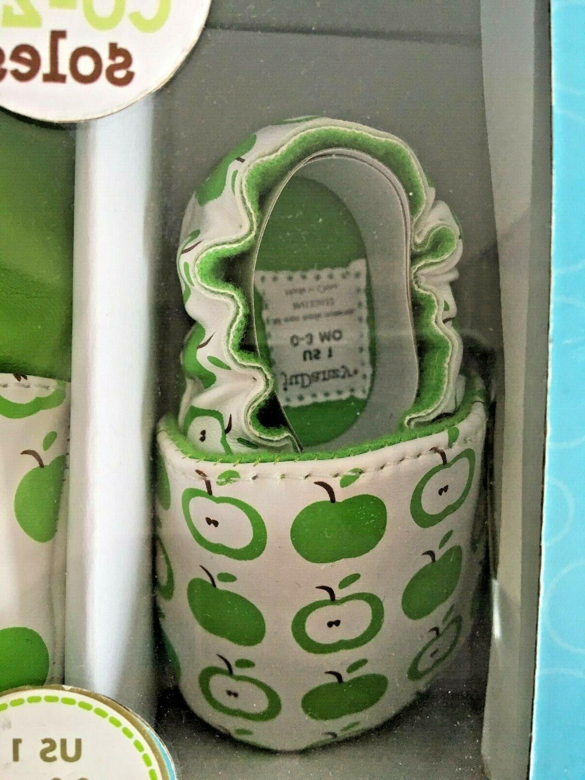 juDanzy Baby Size Apples Months in Box