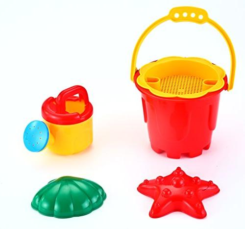 Joyin Toy Cart, Models and Bucket, Shovels and in