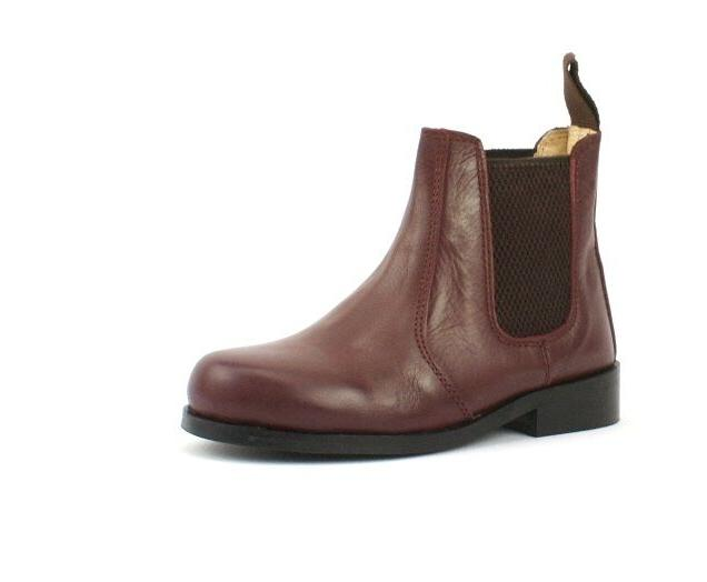 BOYS NEW REAL CHELSEA BOOTS SCHOOL SMART SHOES SIZE