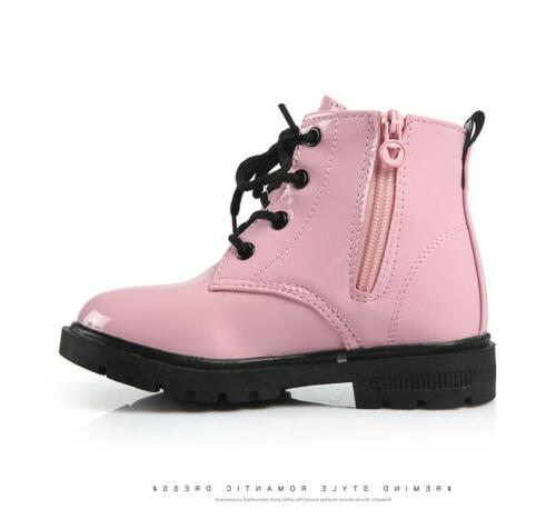 Classic Toddler Baby Martin Boots Children Kids Girls Cool Shoes Snow Boots Size