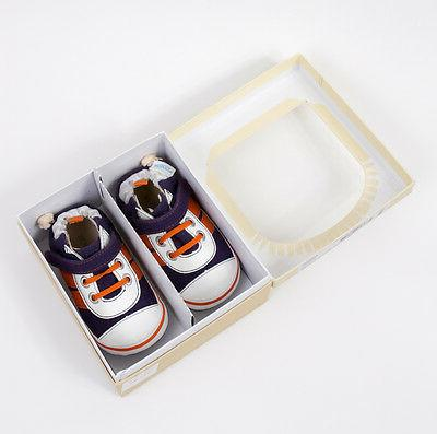 Robeez Shoes for Baby Boy Size 4 NIB