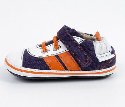 Robeez First Shoes Baby 4 NIB