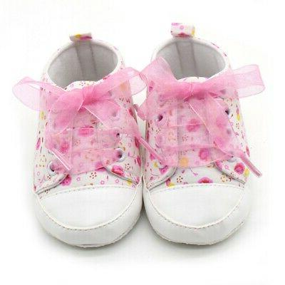Baby Canvas Shoes Sneakers US