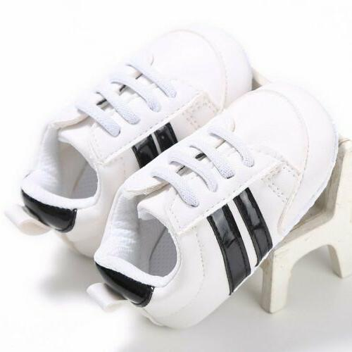 Girl's Baby Walking Trainers Toddler Casual Kids