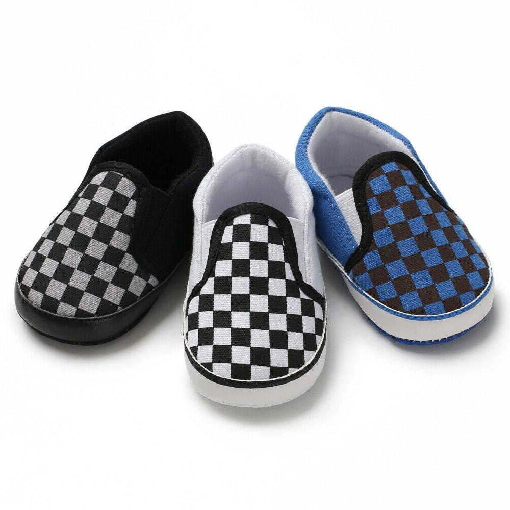 Infant Casual Baby Boy Slip-on