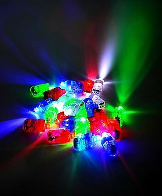 60 Pieces LED Party Pack Birthday Weddings