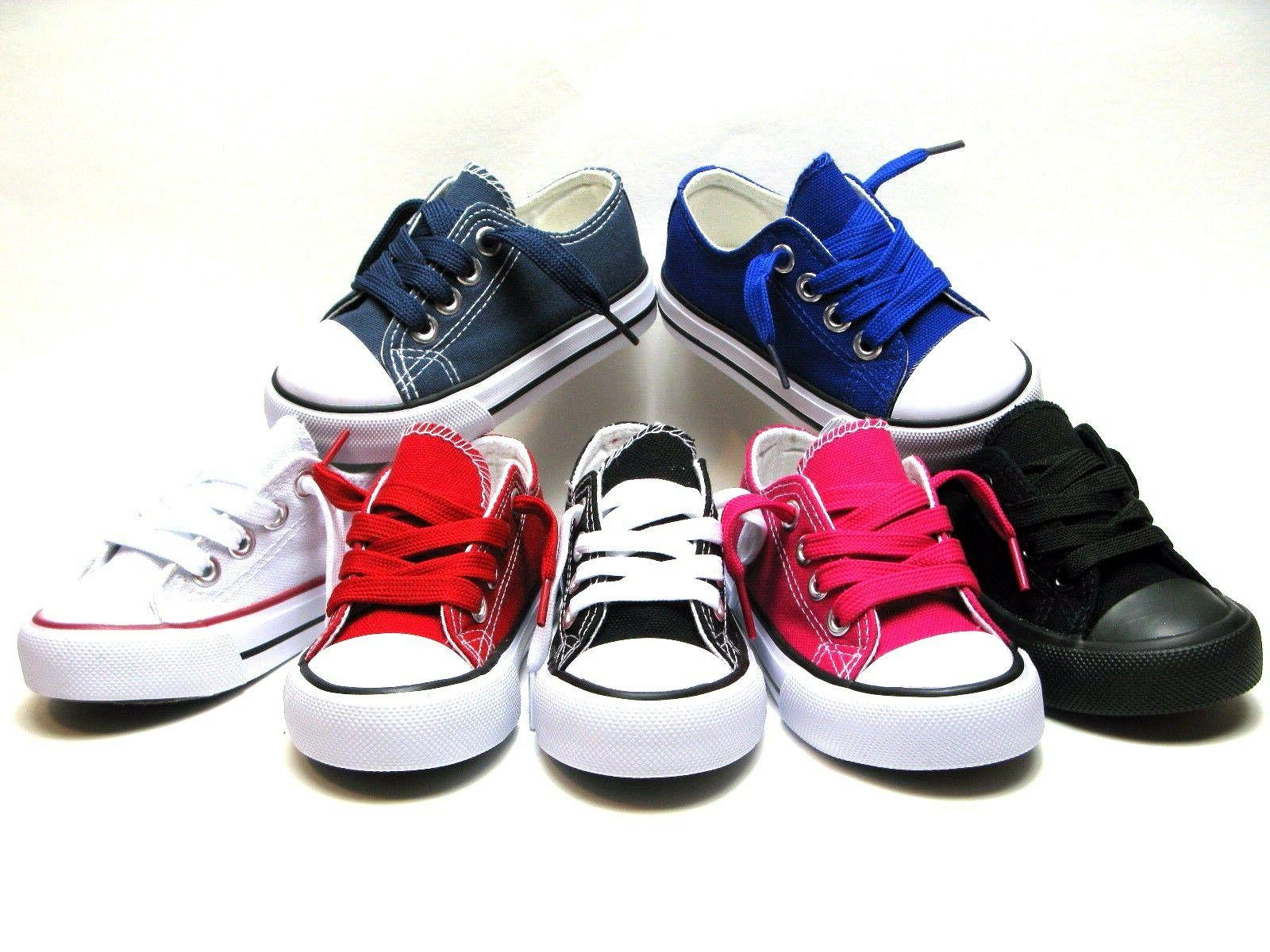 New Up Low Top Baby Boy Girls