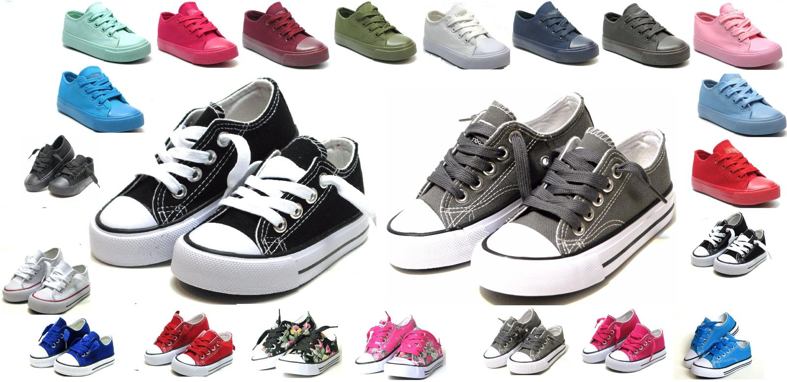 new lace up low top toddler baby