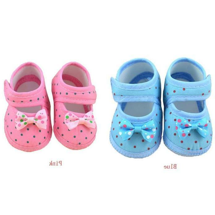 Newborn Girl Soft Anti-slip