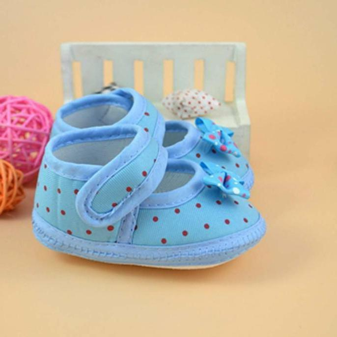 Newborn Sole Crib Anti-slip Sneaker Prewalker