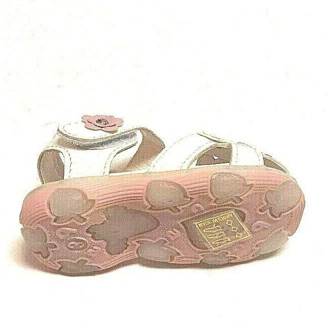 Newborn Baby Girl Soft Sole Crib Infant Toddler Summer Sandals Light