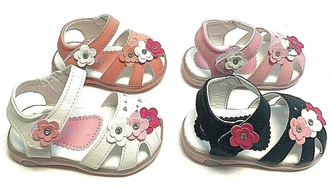 Newborn Girl Sole Crib Shoes Toddler Light
