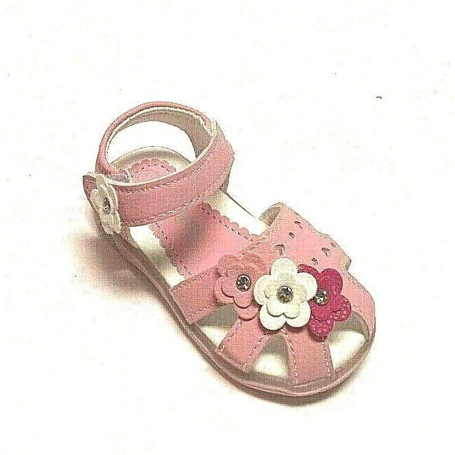 Newborn Girl Sole Shoes Infant Toddler with Light
