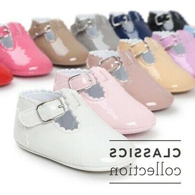 0-18M Newborn Girl Sole Shoes Casual Shoes