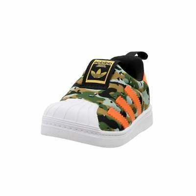superstar 360 infant casual sneakers camo boys