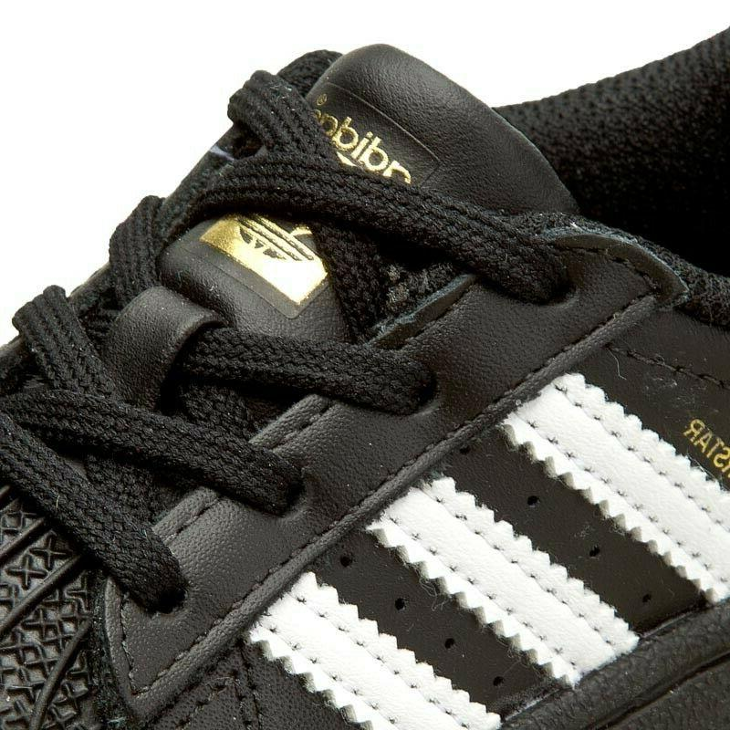 Adidas Superstar Black White Infant Baby Shoes Sizes