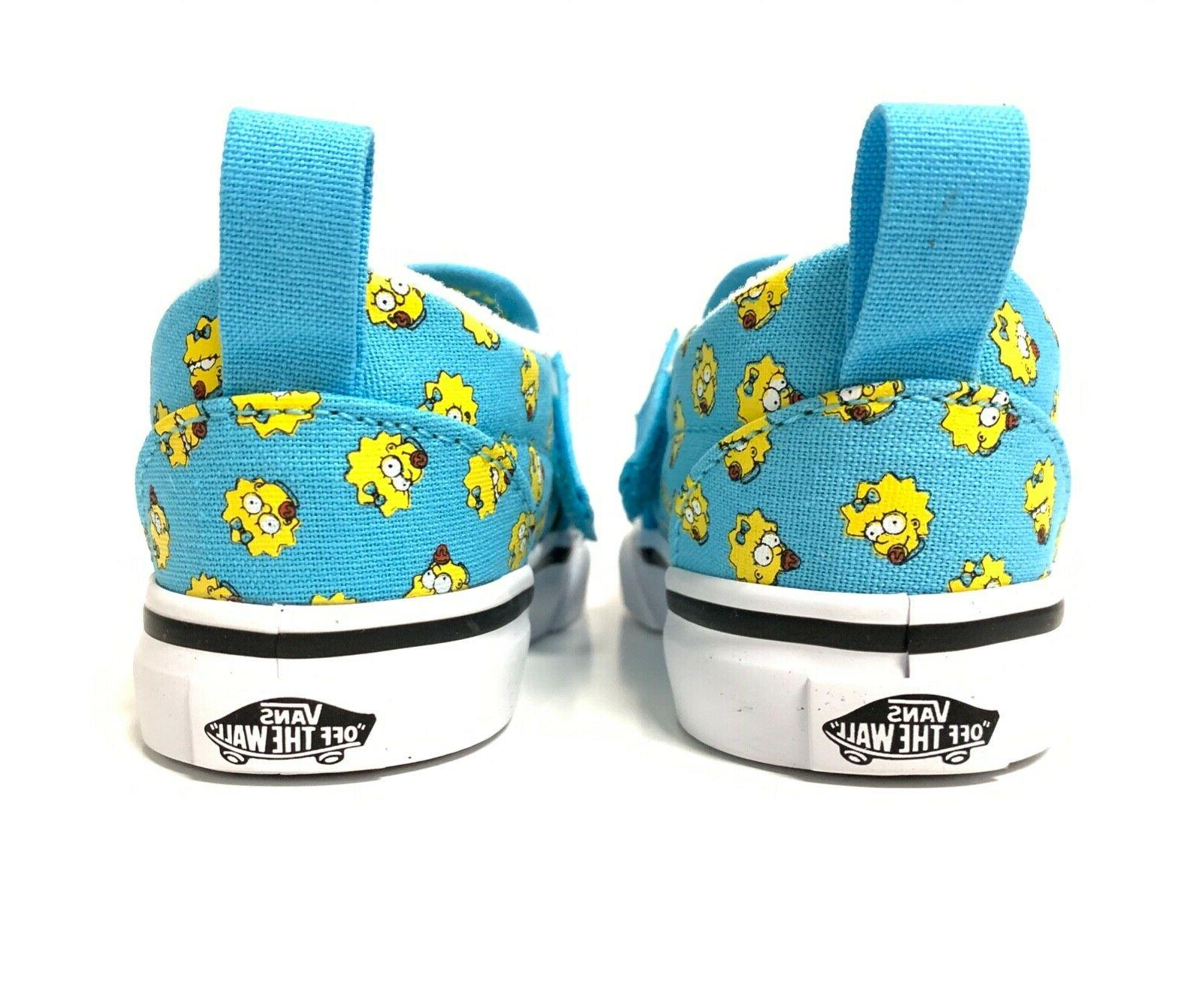 THE SIMPSONS SHOES SLIP V MAGGIE