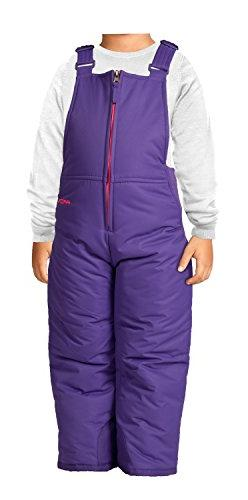 toddler insulated snow bib overalls