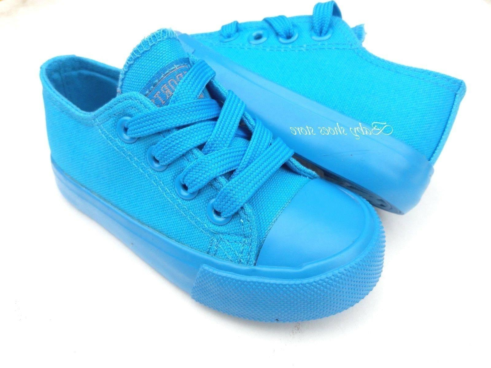 Toddler canvas shoes NEW